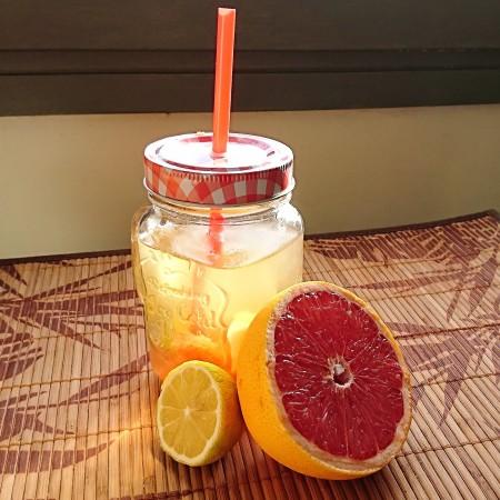 thé-glacé-pamplemousse-citron-gingembre